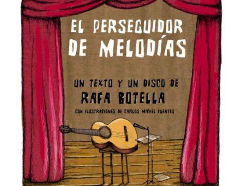 """PERSEGUIDOR DE MELODIES"", en el Centre Intercultural el 25/02/ 2016"
