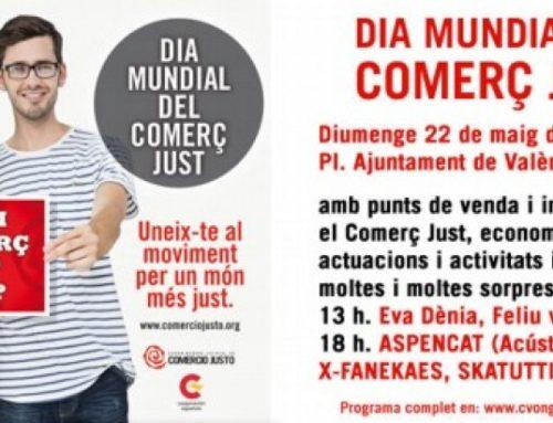 PARTICIPA DEL DIA MUNDIAL DEL COMERCIO JUSTO