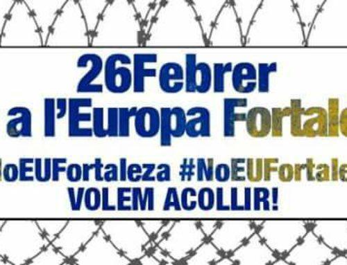 PASAJE SEGURO PARA LAS PERSONAS REFUGIADAS #VOLEMACULLIR #26F