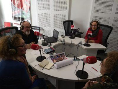 Entrevista Radio CV