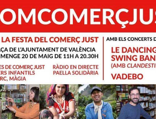 EL TEU CONSUM CANVIA EL MÓN  #COMERÇJUST
