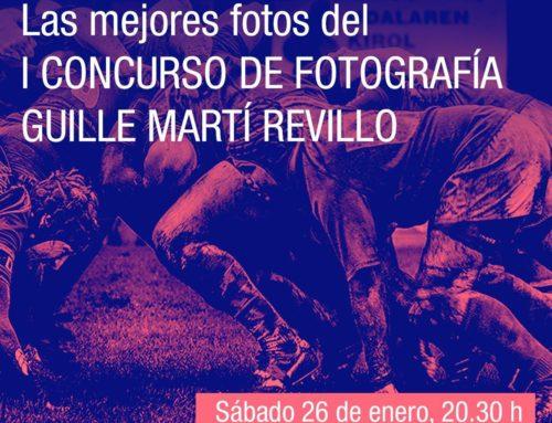 GRACIAS!!! I CONCURSO DE FOTOGRAFÍA GUILLE MARTÍ REVILLO