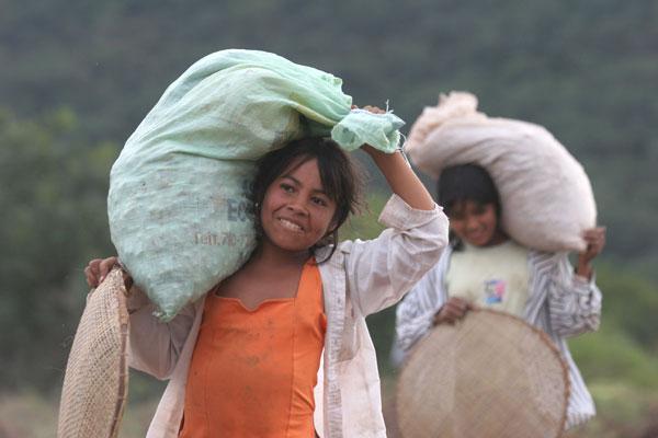 Apoyar el desarrollo integral de los niños sin recursos, sin oportunidades.