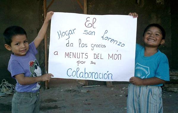 MENUTS DEL MÓN se gesta en el corazón de Sudamérica, en Bolivia, pero nace en la Comunidad Valenciana