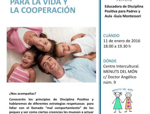 FOMENTANDO HABILIDADES PARA LA VIDA Y LA COOPERACIÓN